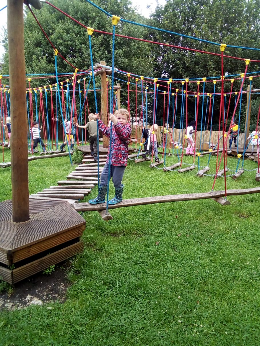 Junior Warrior Adventure Playground
